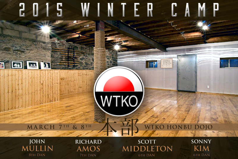 2015 WTKO Winter Camp
