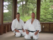 Annual Bower Lake Karate Camp - Circa 2003
