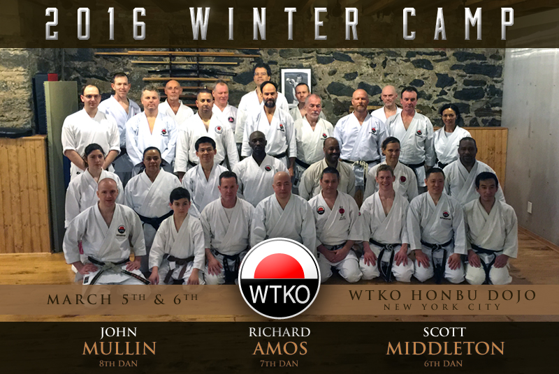 2016 WTKO Winter Camp