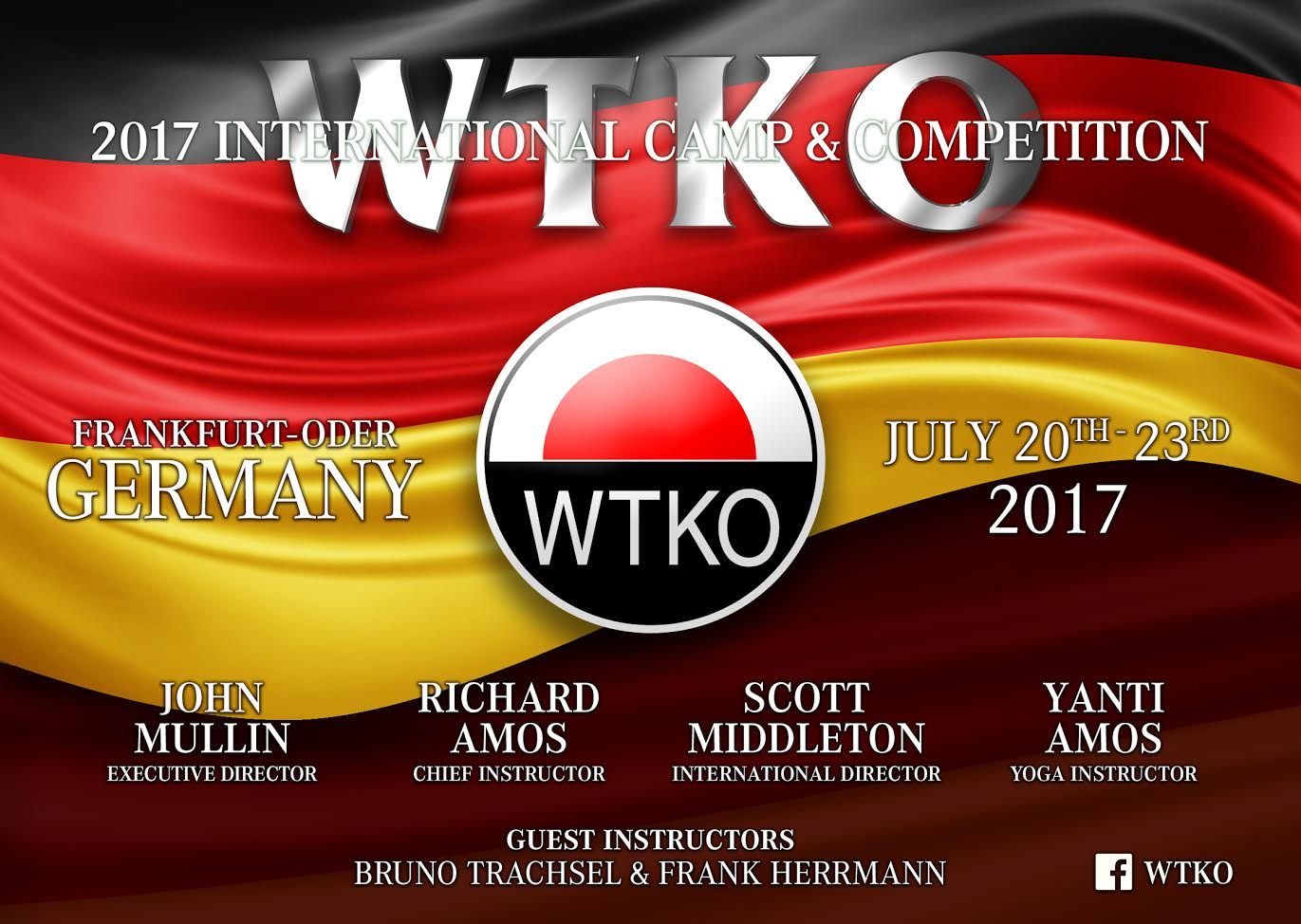 2017 WTKO International Camp & Competition