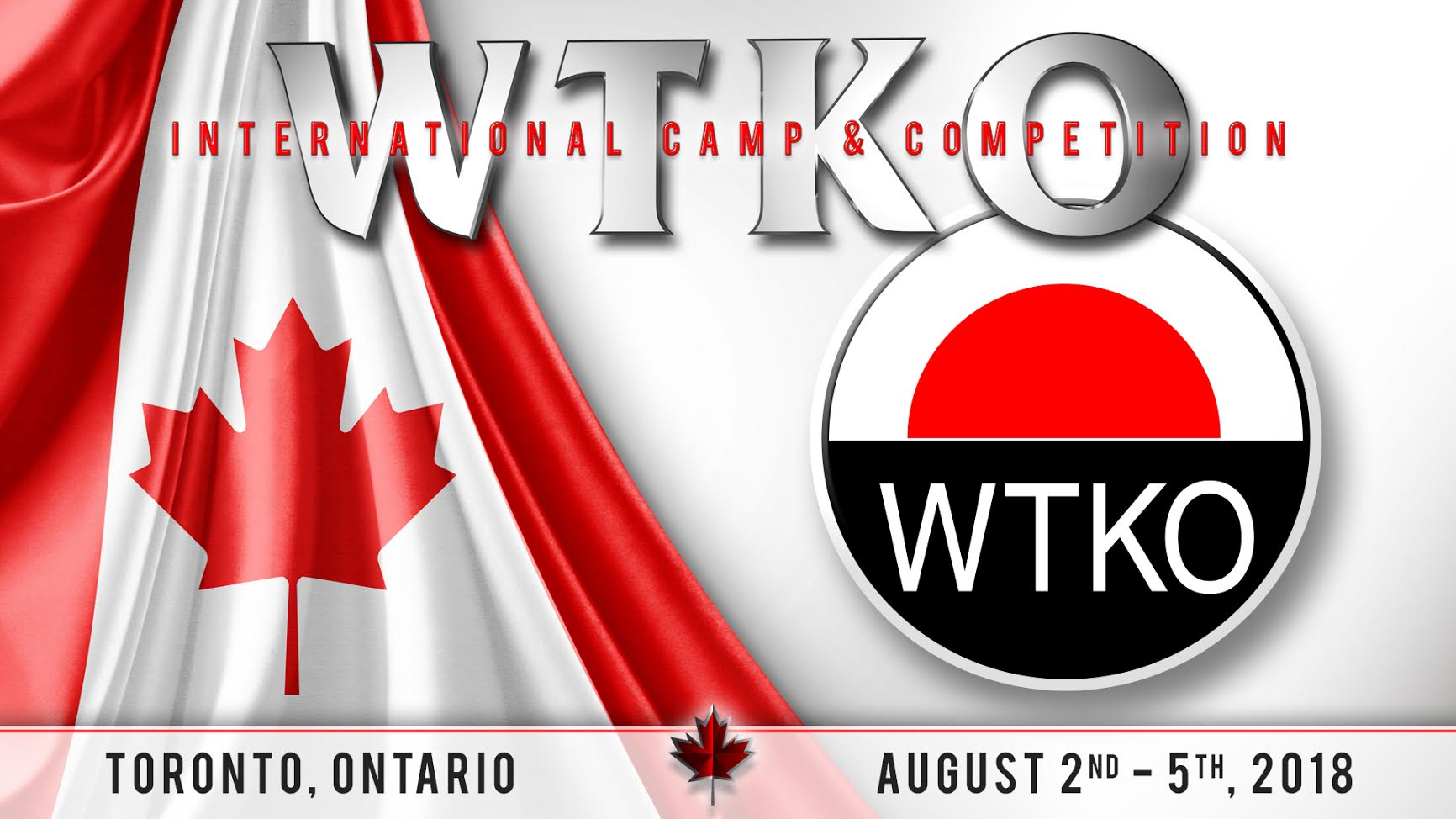 2018 WTKO International Camp & Competition
