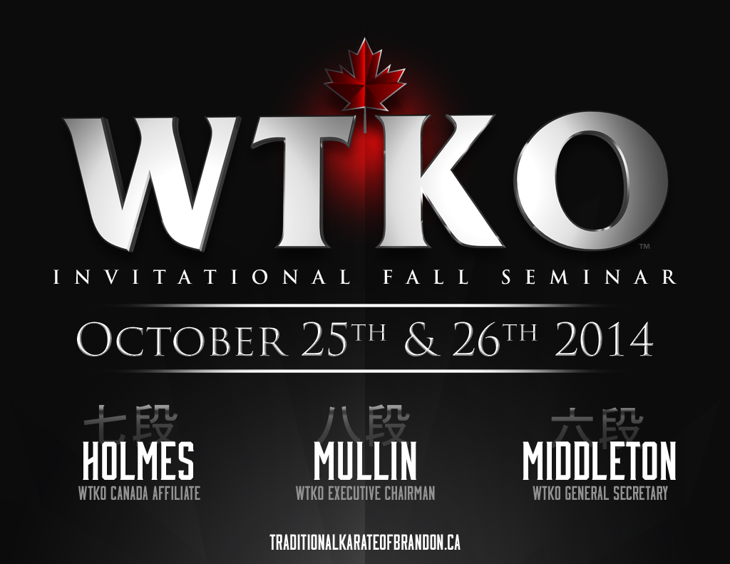2014 WTKO Canada Invitational Fall Seminar