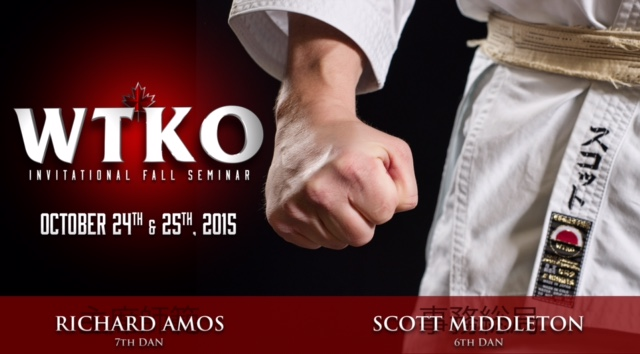 2015 WTKO Canada Invitational Fall Seminar