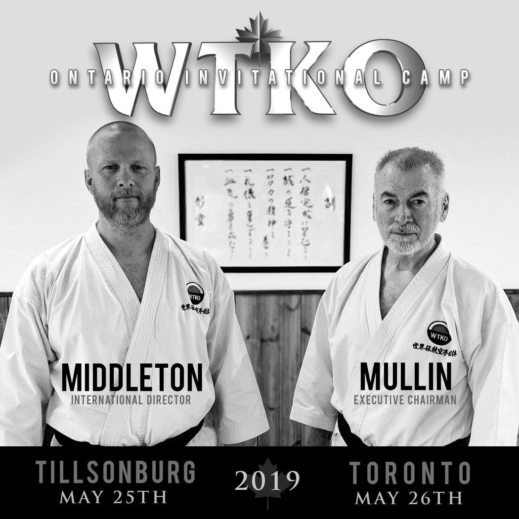WTKO Canada / Ontario Invitational Camp