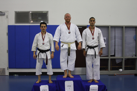 2011 WTKO North American Championships - Black Belt Kata Medalists
